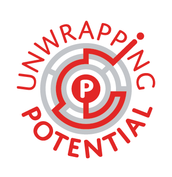 logo for unwrapping potential