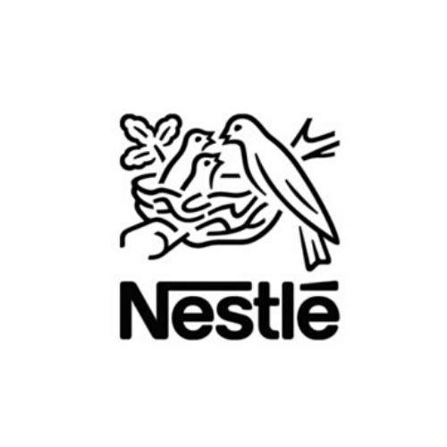 Nestle Logo, transparent background