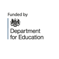 funded by dfe logo