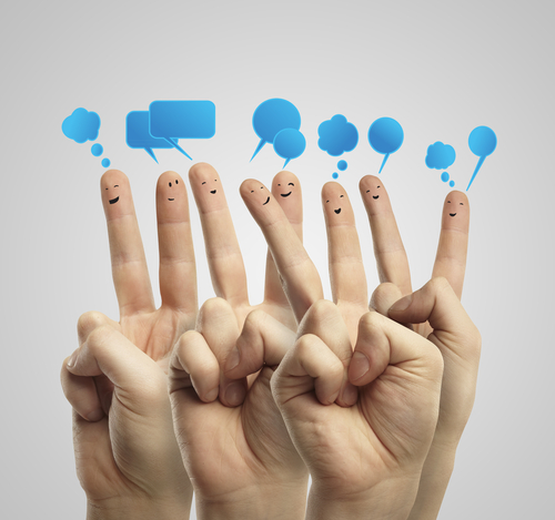 Social networks: a force for good in well-being?