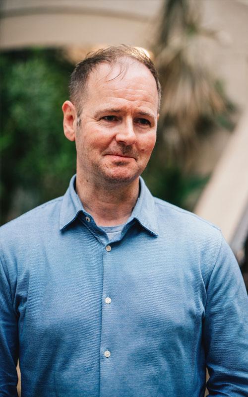nick scott, senior designer, tribe culture change