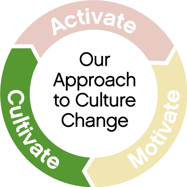 cultivate – approach to culture change