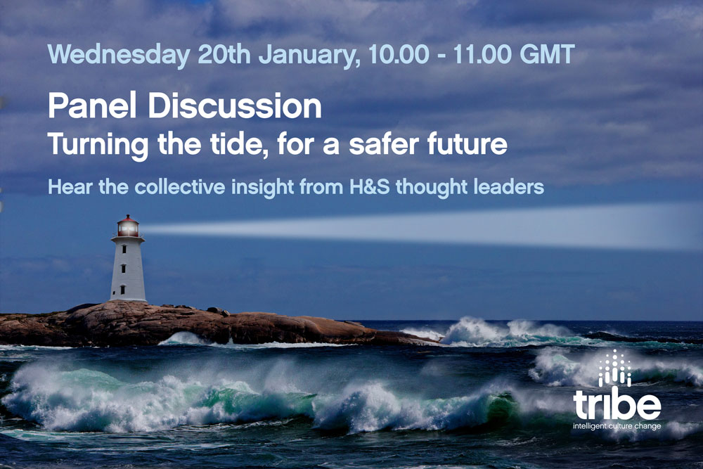 PANEL DISCUSSION: TURNING THE TIDE, FOR A SAFER FUTURE