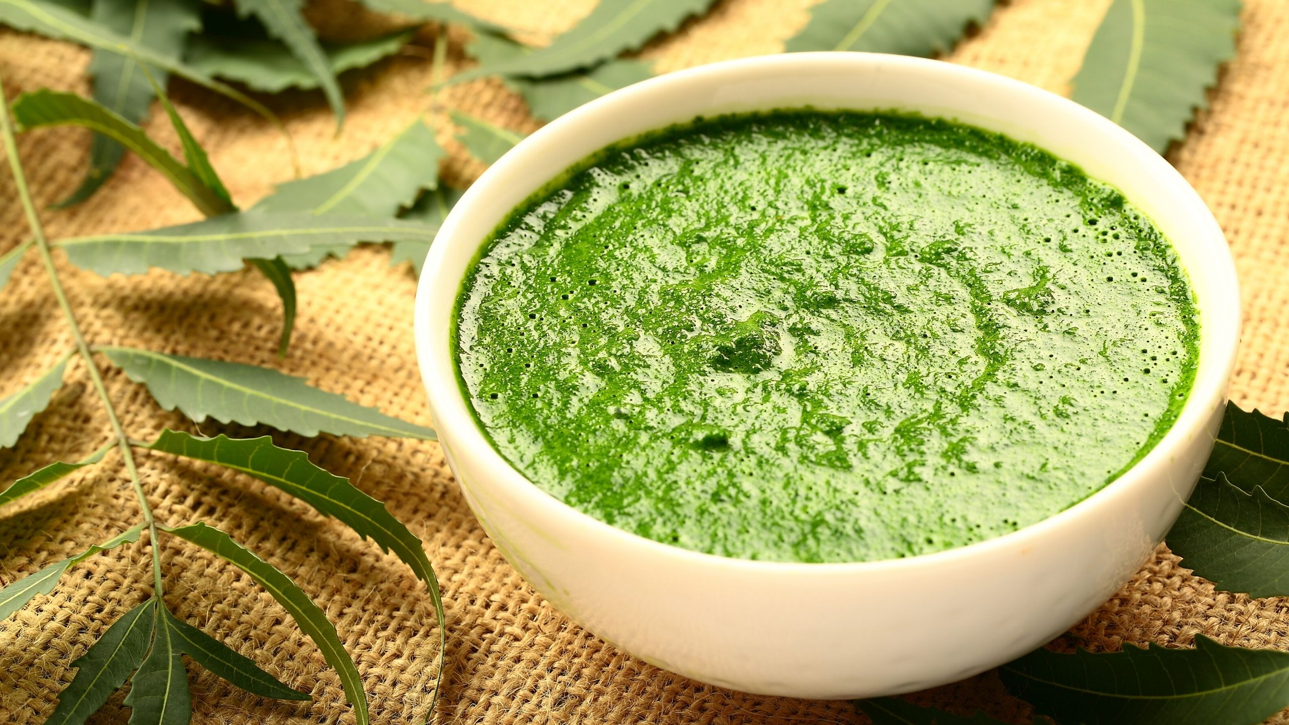 DIY Homemade Neem Face Packs for all skin type