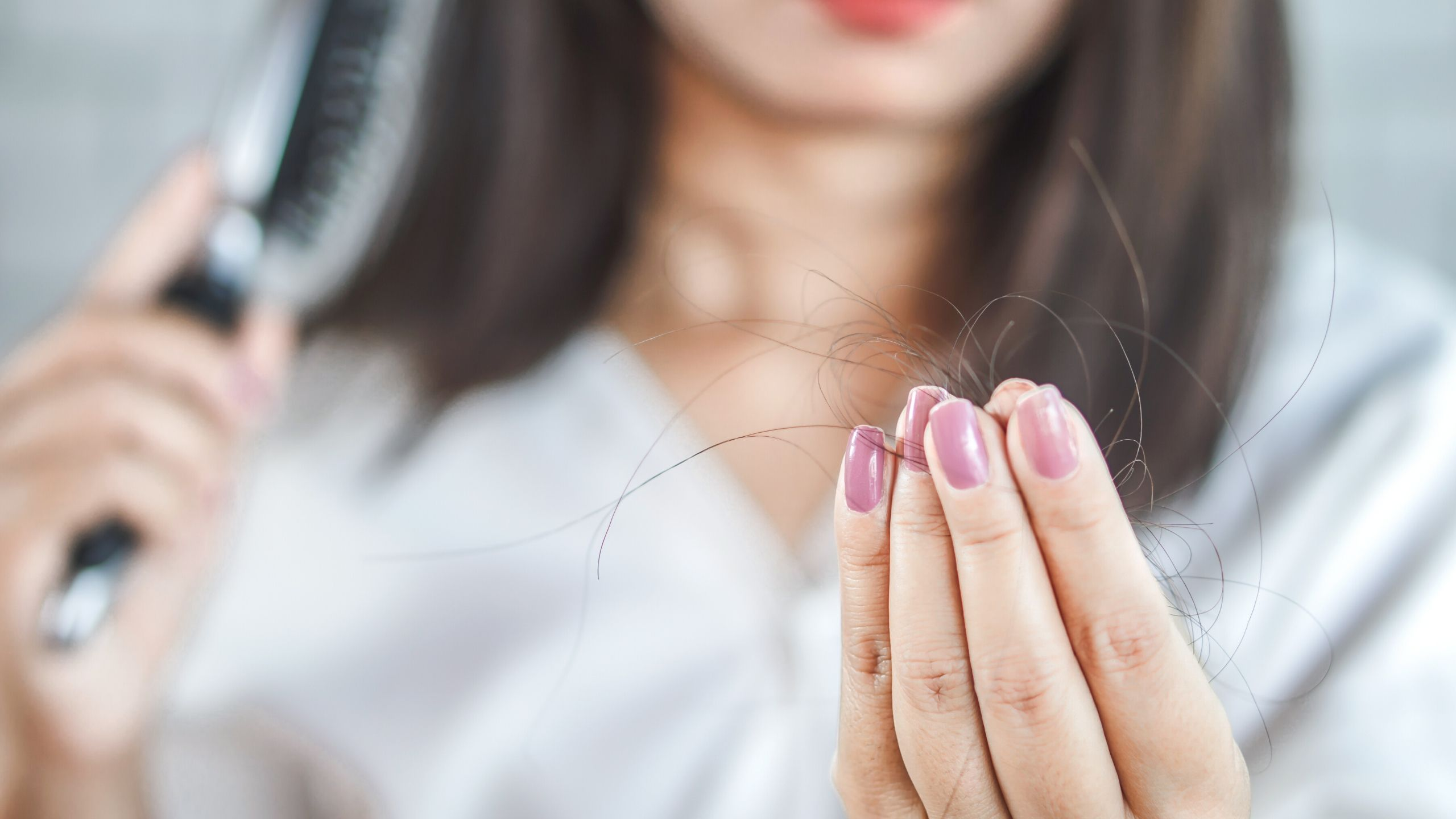 how to reduce hair fall and increase hair growth naturally