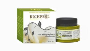 Richfeel Skin Whitening Face pack Product Review