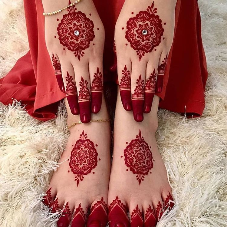 5 Diwali Mehndi Design Tutorial for a Different and Stylish Look