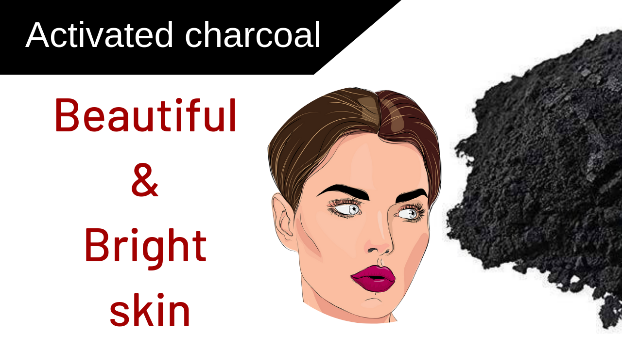 Activated Charcoal Face Mask For Acne And Blackheads