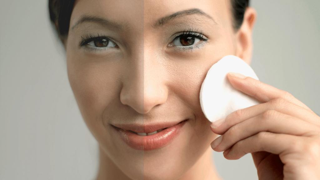 असमान त्वचा (Uneven skin Tone) और काले घेरे के लिए कच्चा दूध