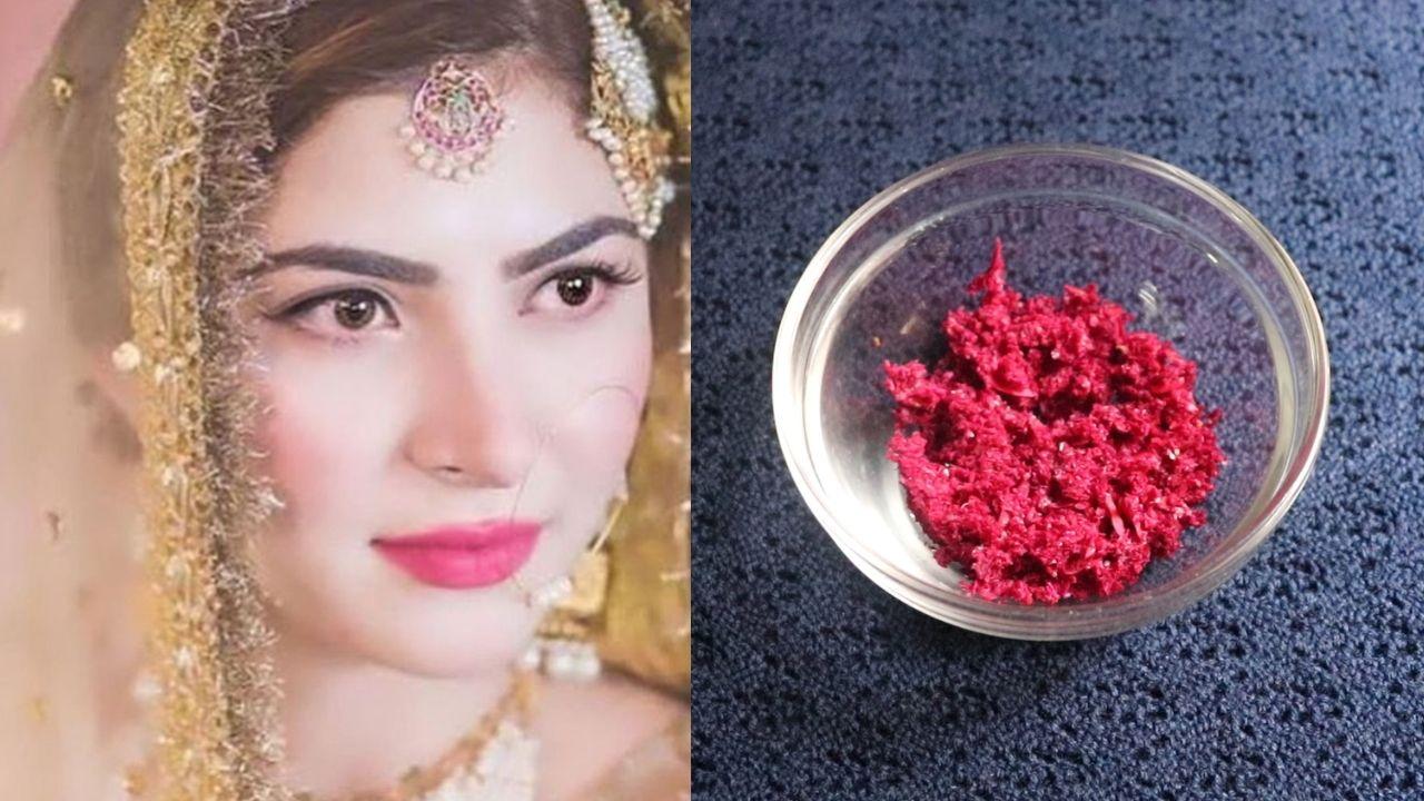 Read more about the article चेहरे पर गुलाबी ग्लो लाने के लिए होममेड स्क्रब