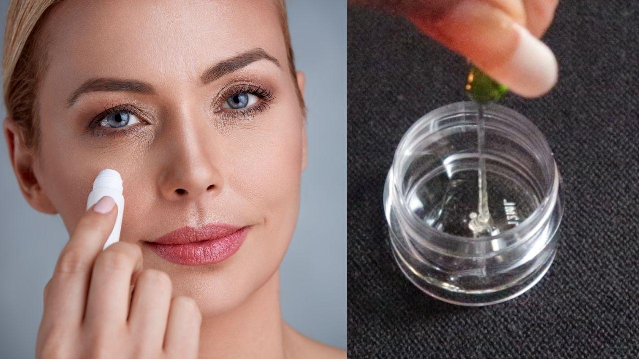 DIY Eye Serum: डार्क सर्कल से छुटकारा पाने का आसान तरीका