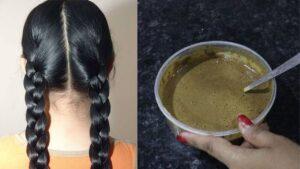 बालों का झड़ना और गिरना रोकने के लिए मेथी और दही का हेयर मास्क