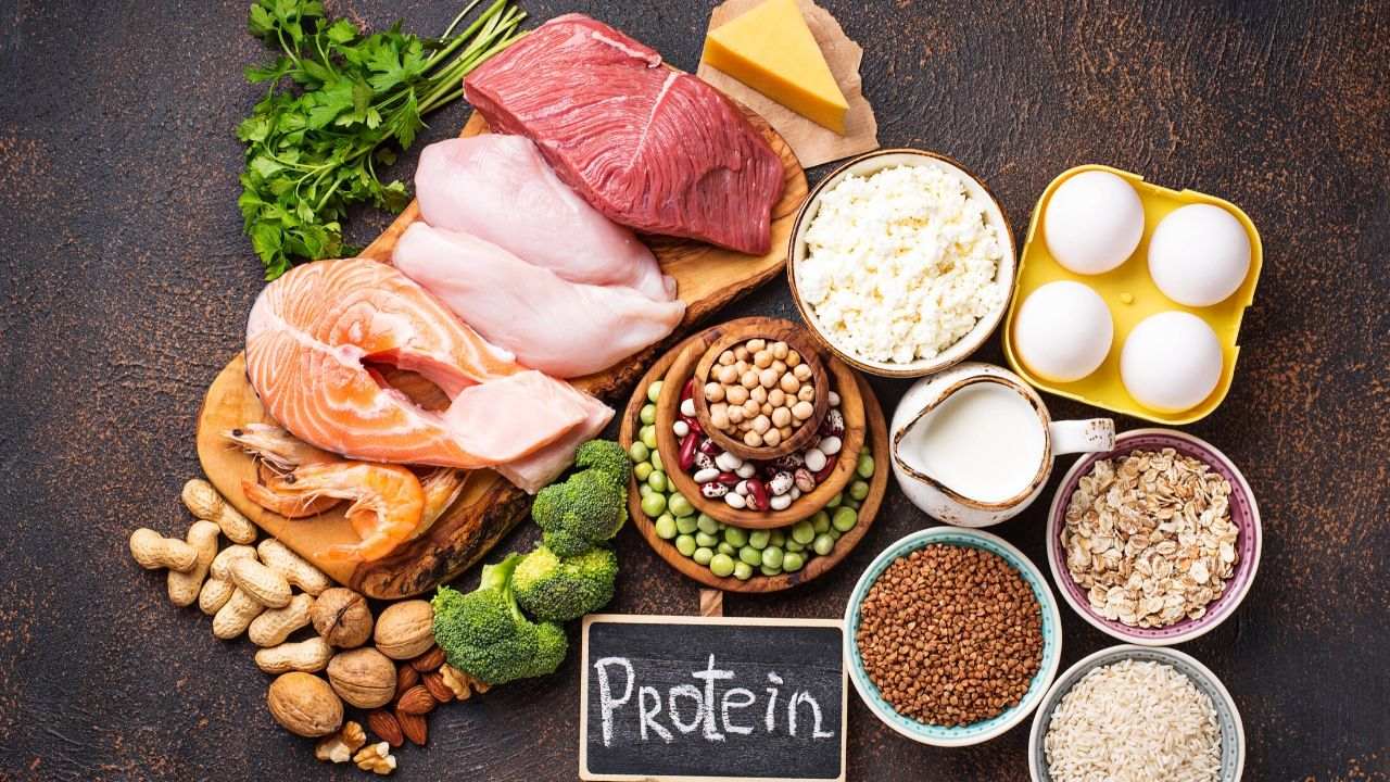 Read more about the article Natural Sources of Protein and their Health Benefits