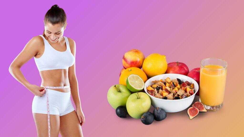 7 Days Veg Diet Plan For Weight Loss