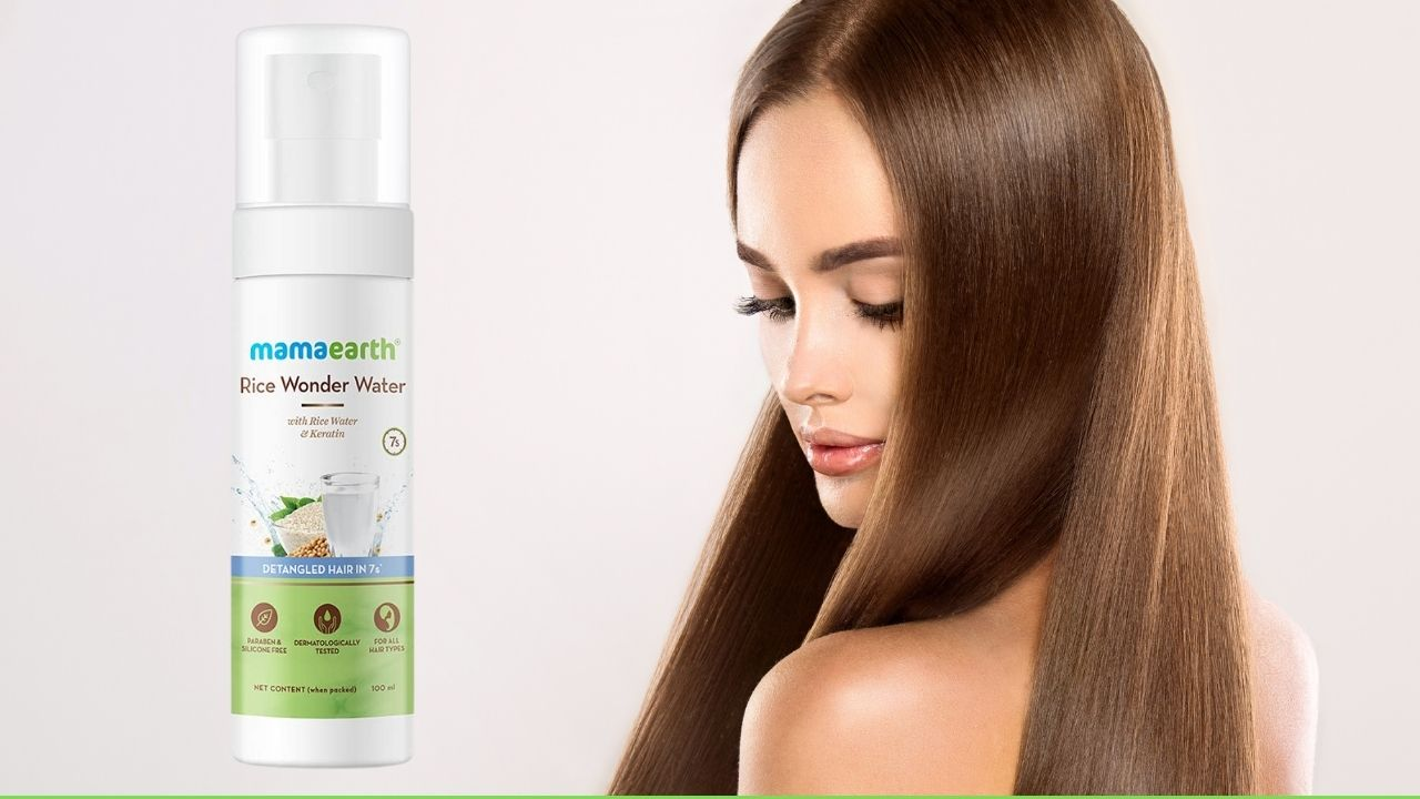 You are currently viewing Mamaearth Rice Wonder Water Hair Serum for Women, Review