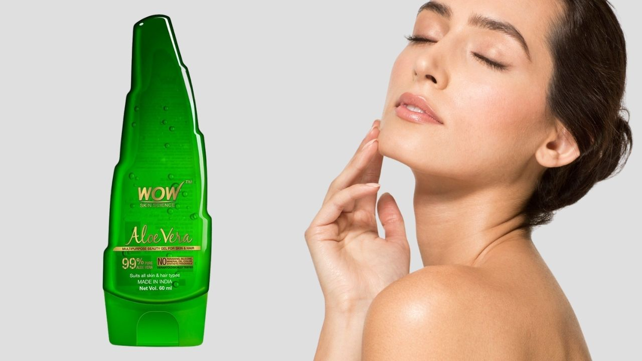 Read more about the article Wow Aloe Vera Gel For Skin & Hair Review
