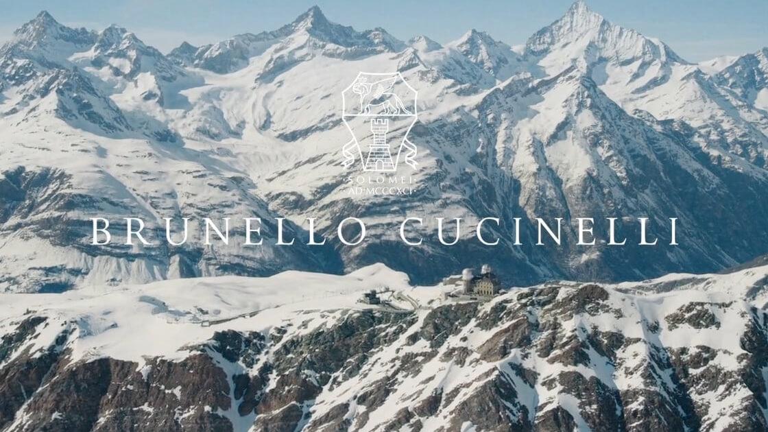 Brunello Cucinelli  | Skyward Move