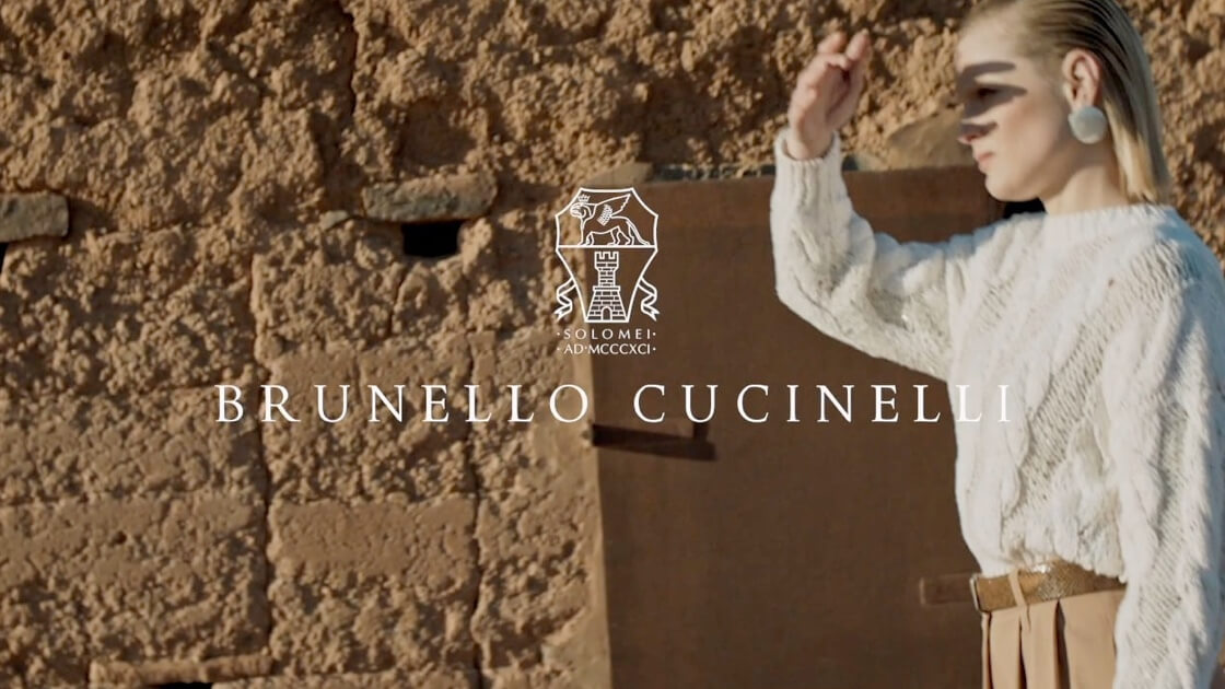 Brunello Cucinelli  | Shaping Connection