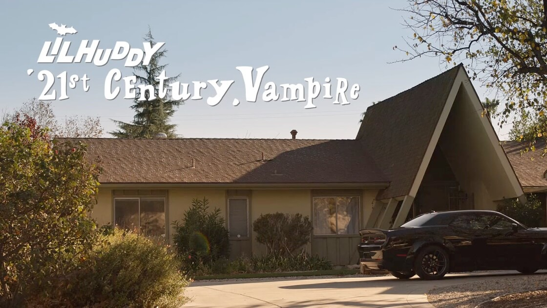 LilHuddy   21st Century Vampire