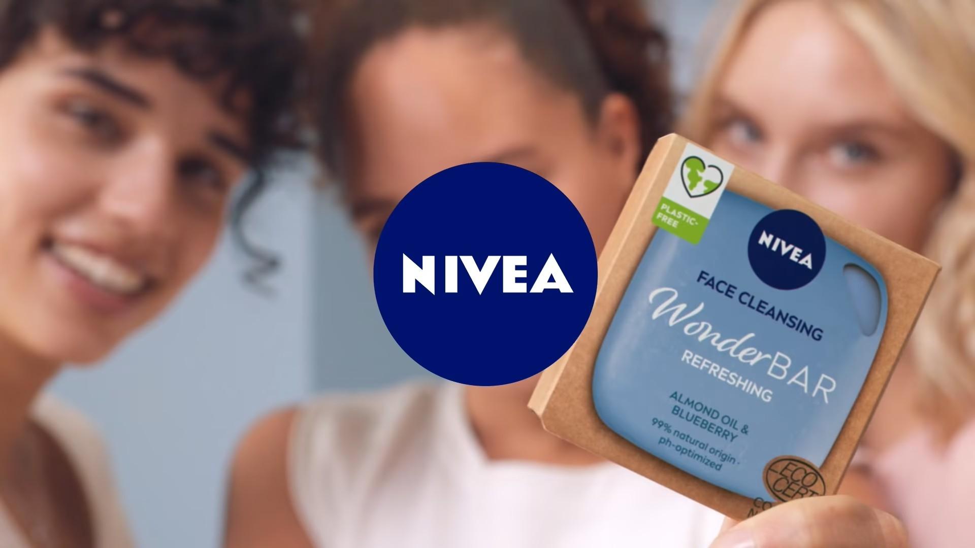 Nivea Wonderbar   Daily Clean