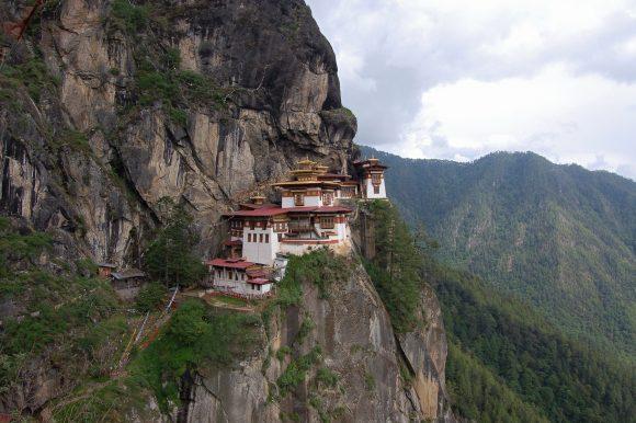 Alan Elliott – Bhutan (2009)