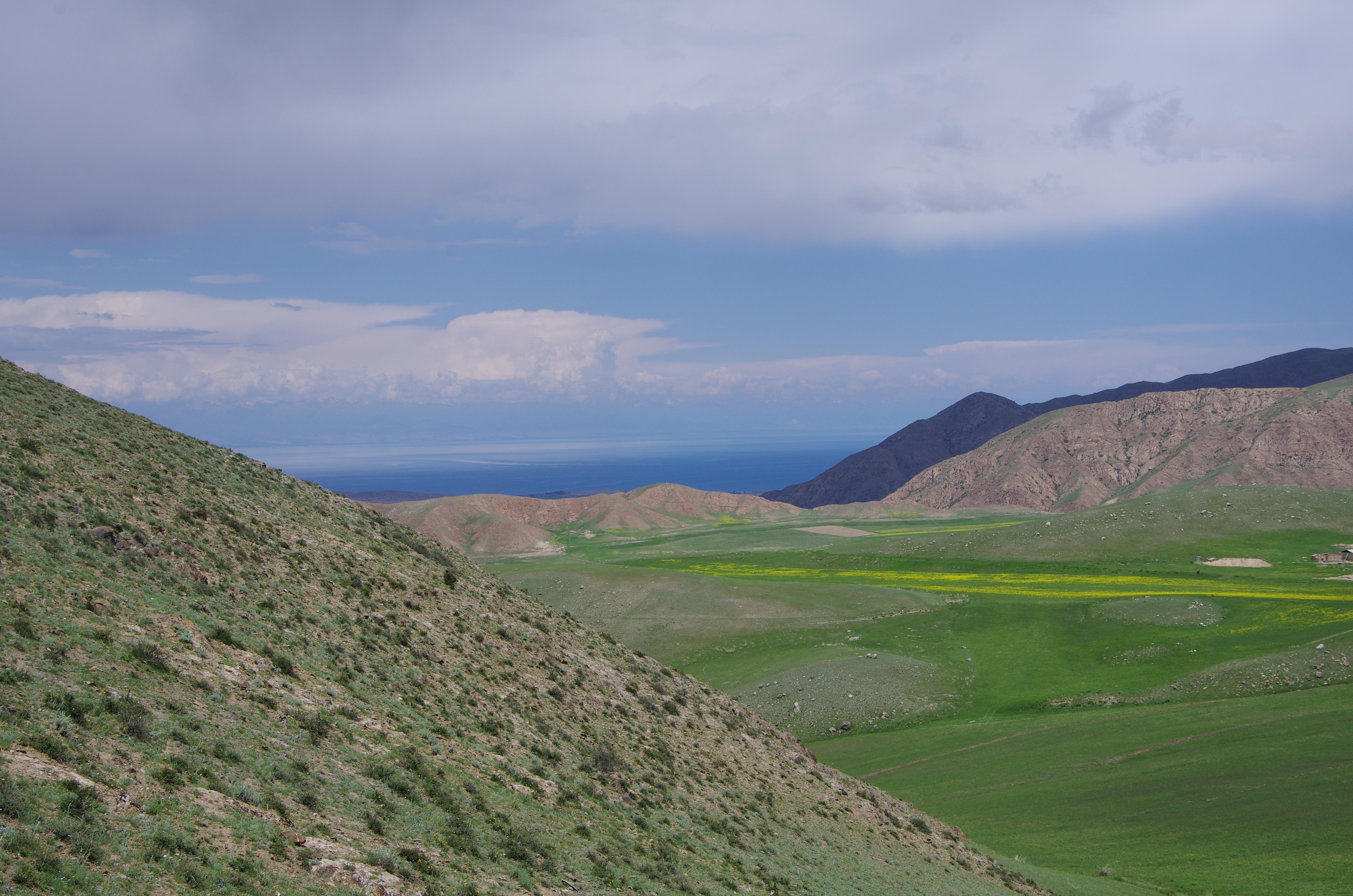 Jamie Todd – Kyrgyzstan (2019)