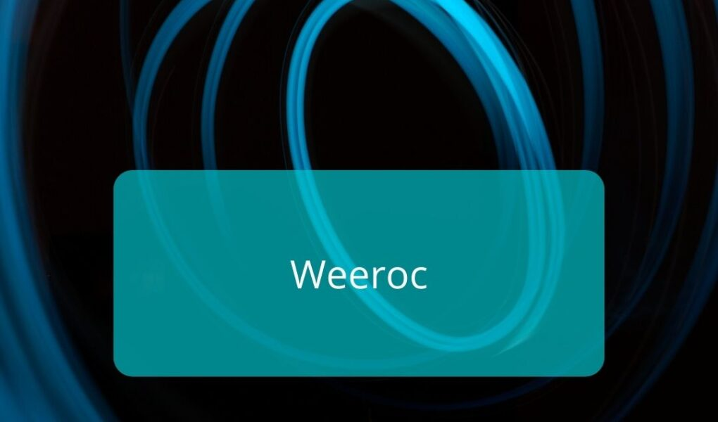 The Diffracted Word SME Weeroc