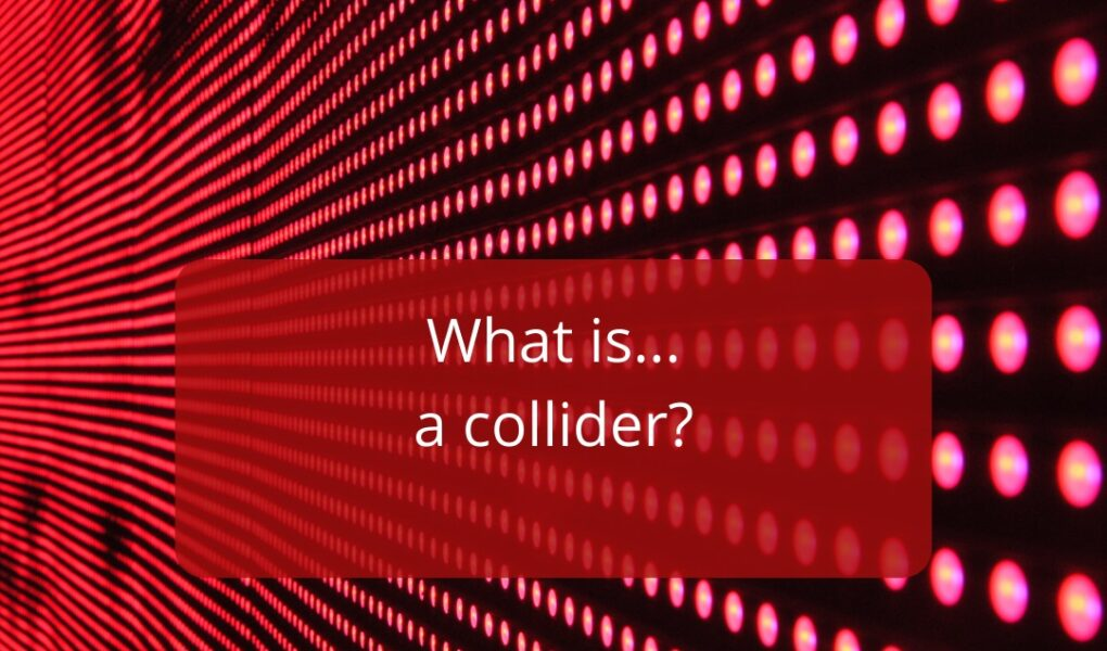 The Diffracted Word Technology What is a collider