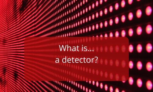 The Diffracted Word Technology What is a detector