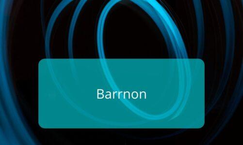 Barrnon