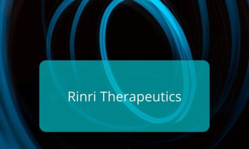 The Diffracted Word SME Rinri Therapeutics