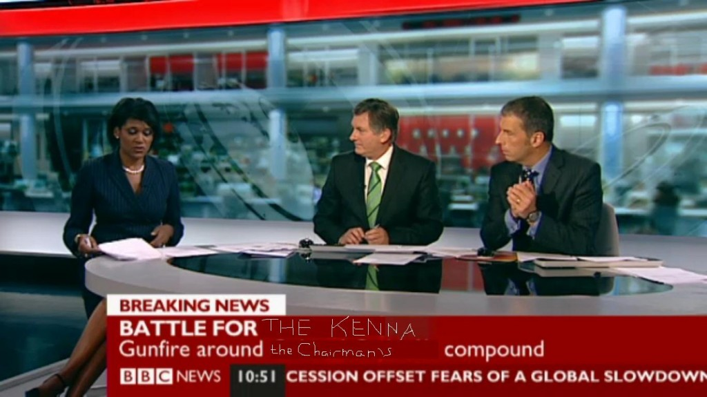 BBC Breaking News