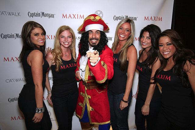 Captain Morgan magic mocks myopic managers