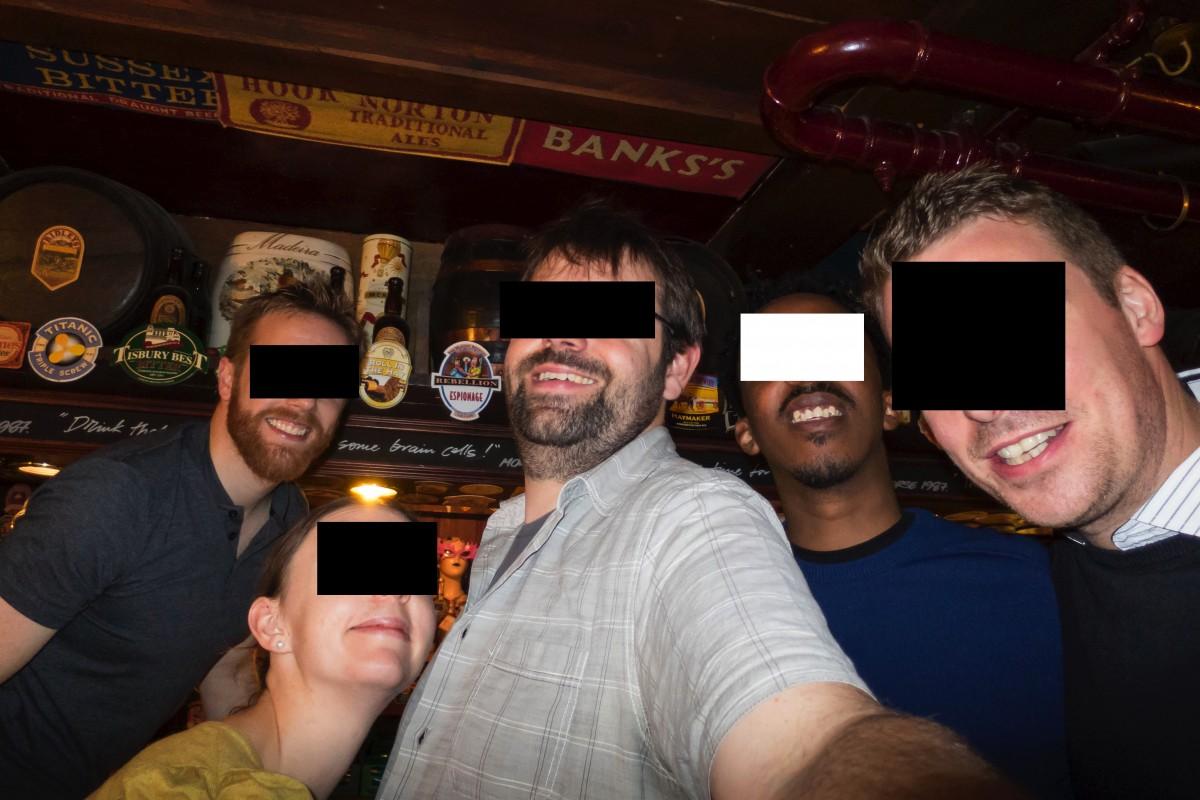 Inspector Morse Oxford pub crawl
