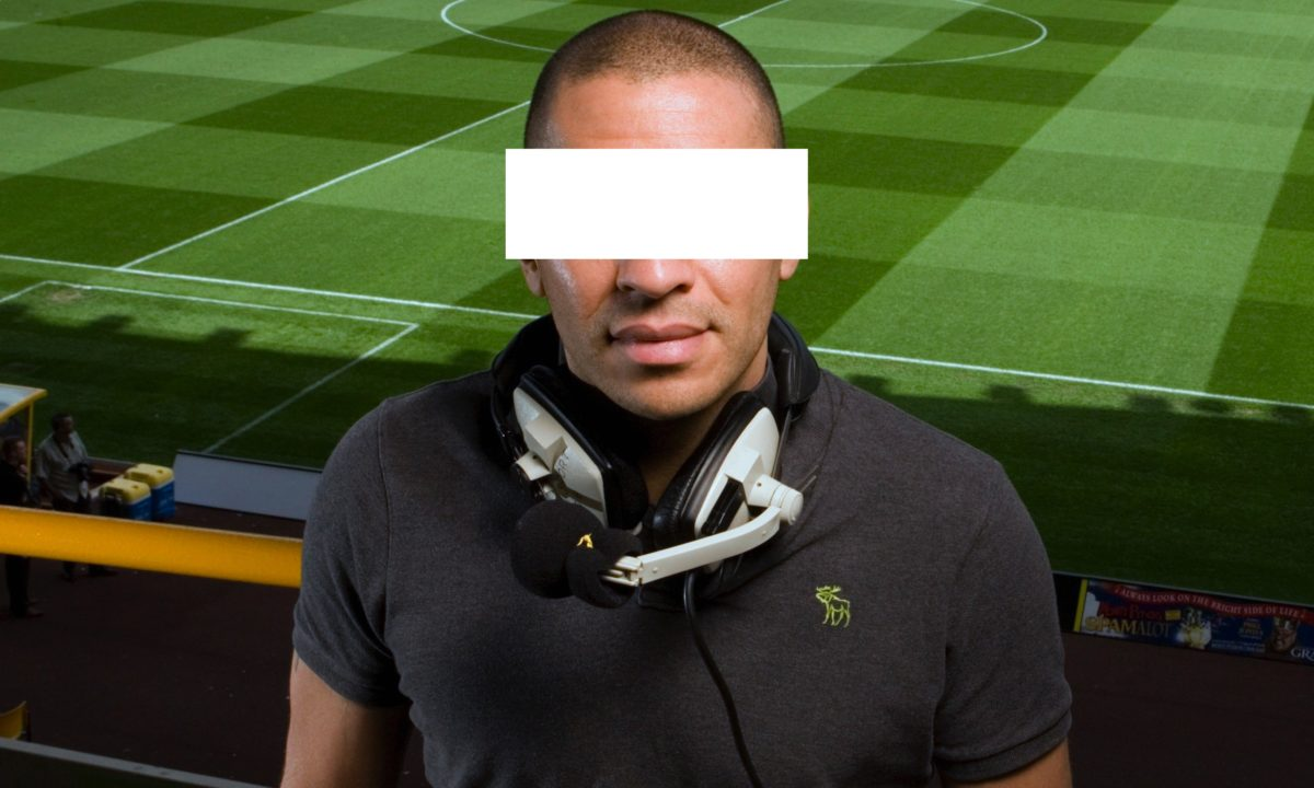 Stan Collymore in temporary charge after Sleptember XI sack manager