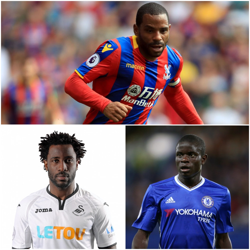 Puncheon above his Bony Kante