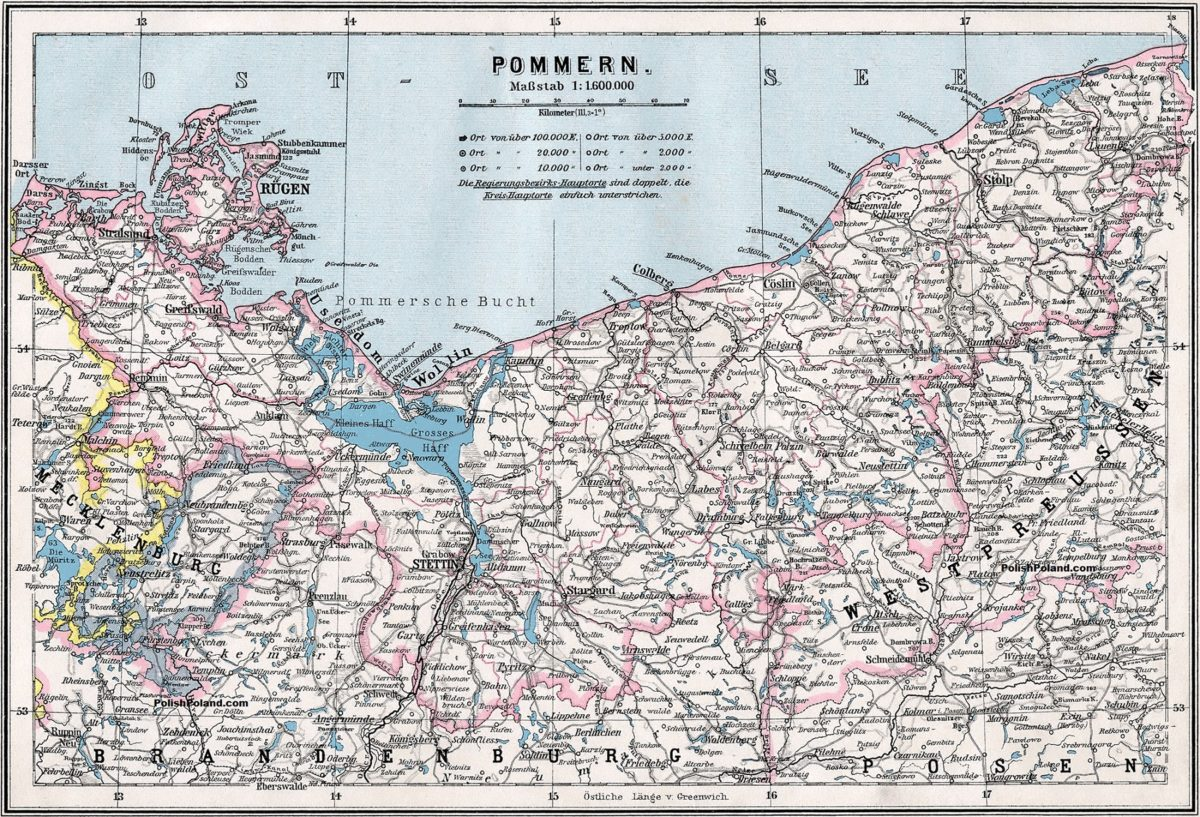 Killing time in West Pomerania