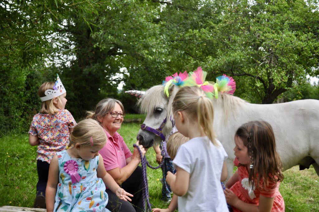 Unicorn Encounter Event