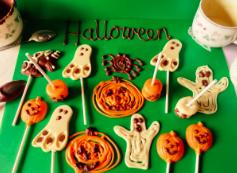 Halloween chocolate fun