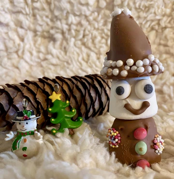 Christmas chocolate workshops for familiies