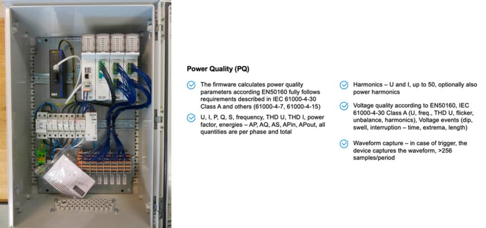Power Quality - SAAB RDS