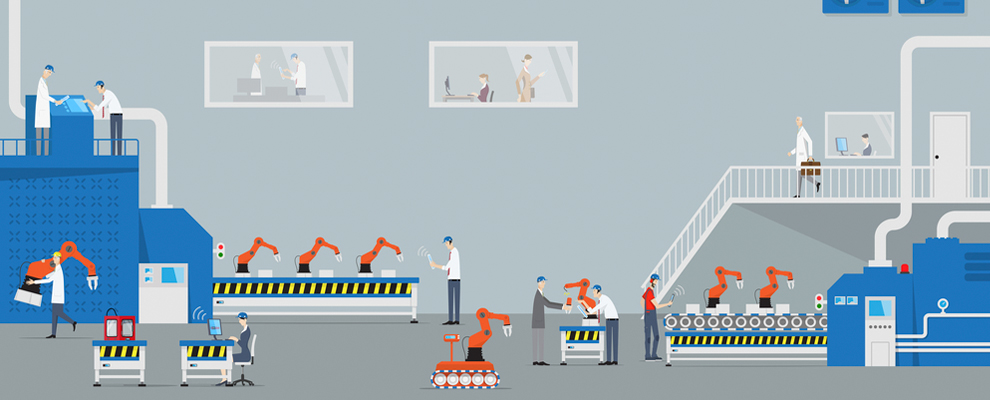 5 Benefits of Digital Transformation for Smart Manufacturing - SAAB RDS