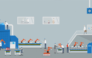 5 Benefits of Digital Transformation for Smart Manufacturing