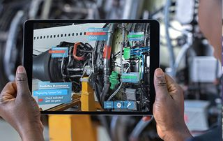 Getting Started with Augmented Reality for Industrial Applications