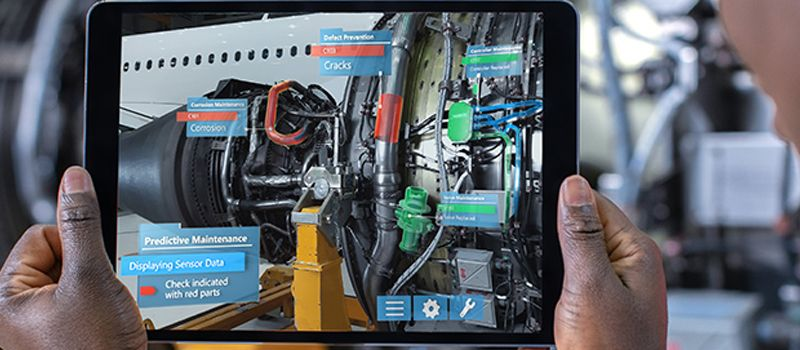 Getting started with Augmented Reality - SAAB RDS