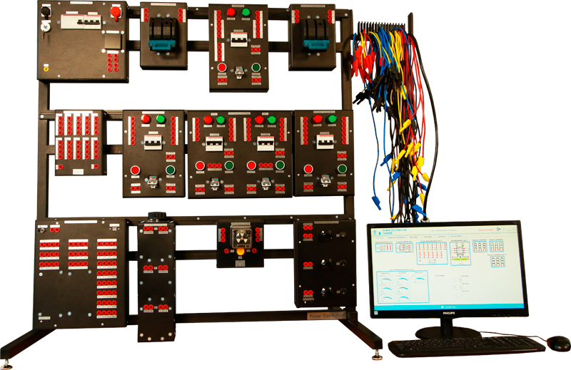 Power Distribution Trainer