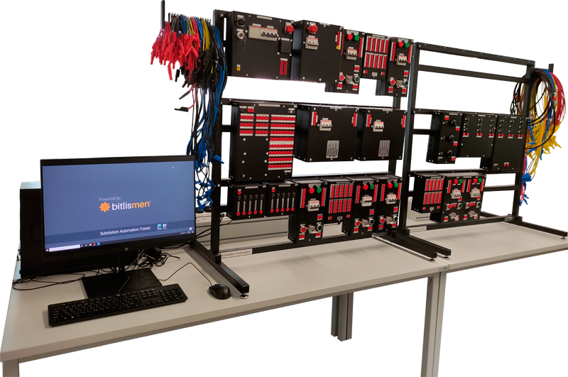 Substation Automation Trainer