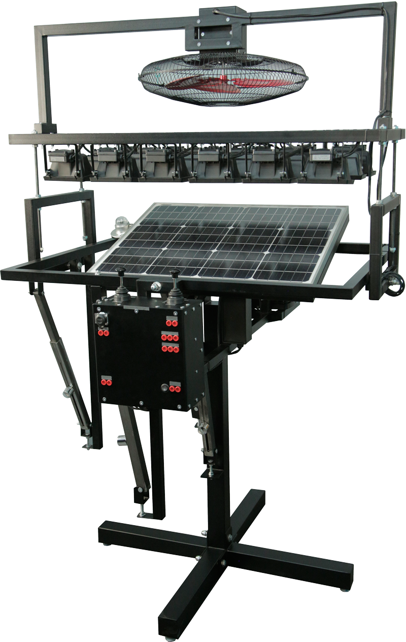 Solar Power Generation Trainer