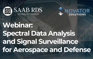 Webinar: Spectral Data Analysis and Signal Surveillance for Aerospace and Defense