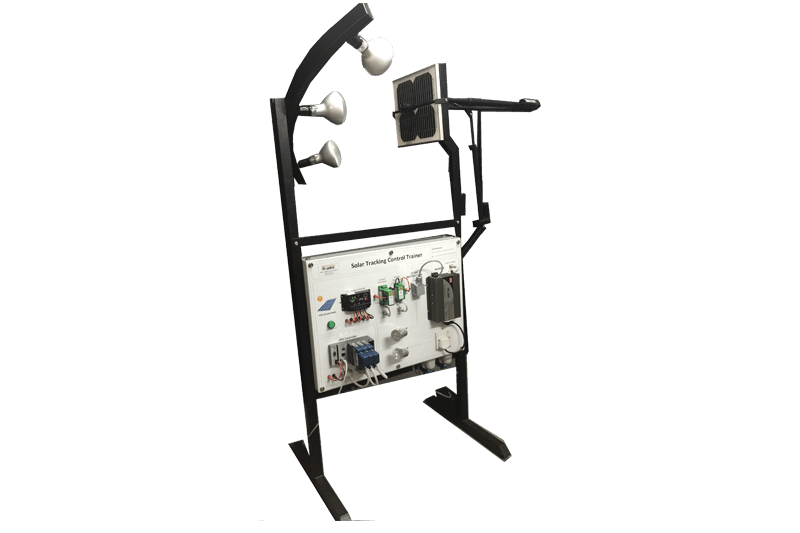 Engineering Teaching Trainers - Solar Tracking Control Trainer